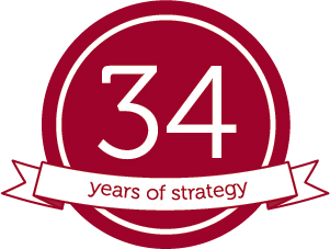 34 years of strategy (2017)